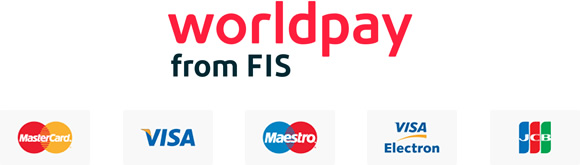 Pay over the phone via Worldpay